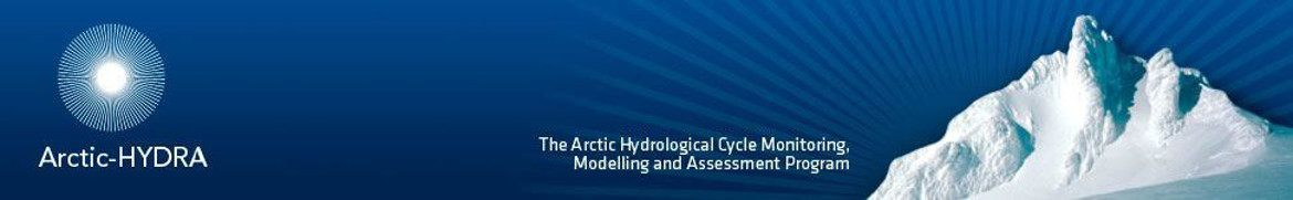 The Arctic Hydrological Cycle Monitoring, Modelling and Assessment Program